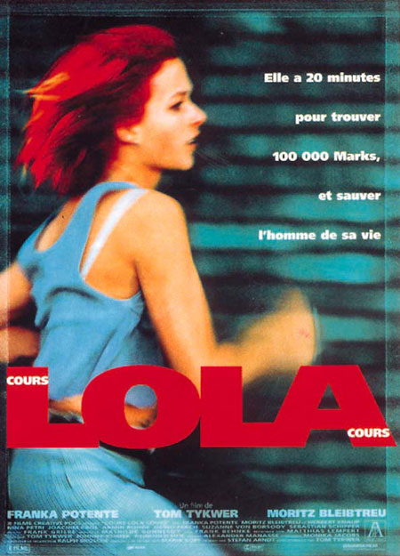 Cours, Lola, cours affiche
