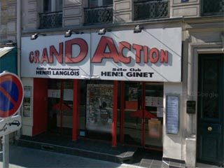 Cinéma Le Grand Action - Paris 5e