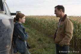 Photo Matthew McConaughey et MacKenzie Foy